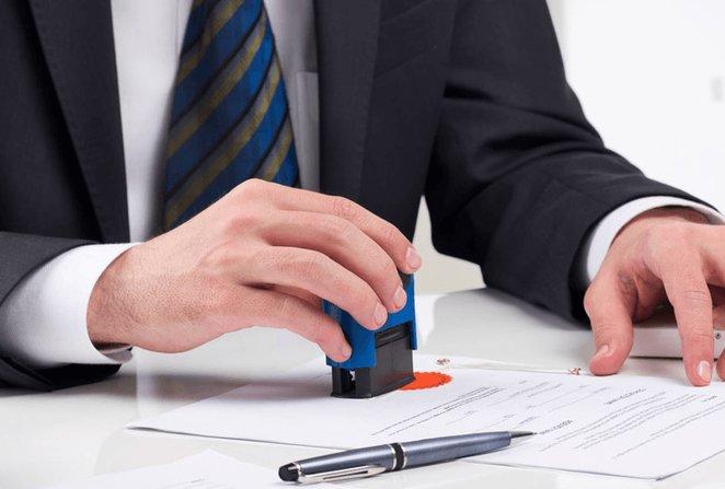 Что за работа помощь в регистрации фирм